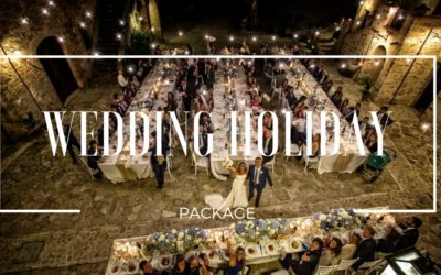 Wedding Holiday Package Umbria