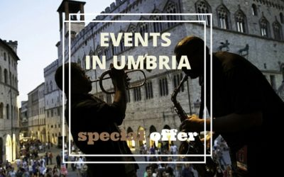 Eventi in Umbria Special Offer