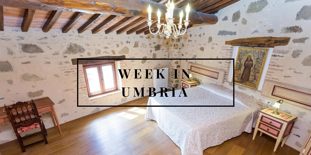 Promotion Week in Umbria