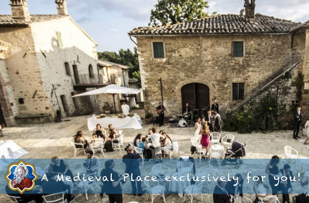 A Medieval Place exclusively for you!