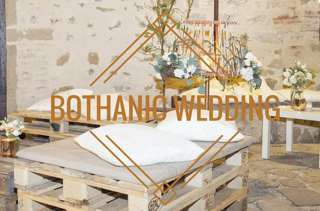 Bothanic-Eco Wedding