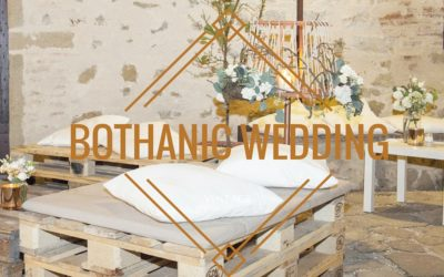 Bothanic Wedding