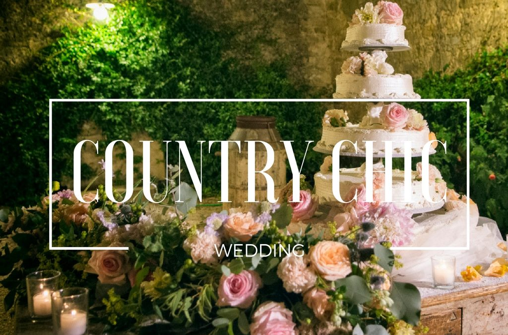 Country-Chic Wedding